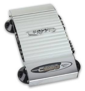 Cds-Boss -Chaos 400 Watt 2-Channel Amplifier-C250