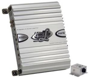 Cds-Lanzar -Heritage Series 2-Channel Amplifier 360 Watts Max-HTG214