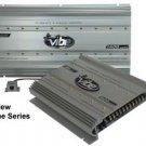 Cds-Lanzar -VIBE 2-Channel Amplifier 600 Watts Max-VIBE221