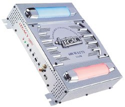 Cds-Legacy 2-Channel 600 Watts Max Amplifier-LA438