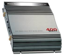 Cds-Power Acoustik 2-Channel 400 Watts Max Amplifier-PS2400