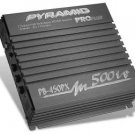 Cds-Pyramid 2 Channel MOSFET 500 Watts Max Amplifier-PB450PX