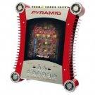 Cds-Pyramid Royal Red 4 Channel 1000 Watts Max Amplifier-PB645X