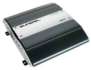 Cds-Ultra-Linear 2-Channel Amplifier 400 Watts Max-UL2200D