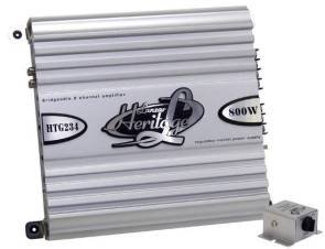 Cds-Lanzar Heritage Series 2-Channel 800 Watts Max Amplifier-HTG234