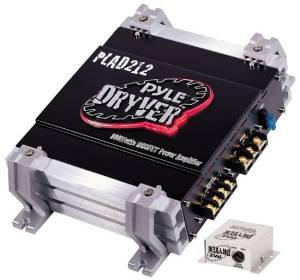 Cds-Pyle Dryver 2-Channel Amplifier 800 Watts Max-PLAD212