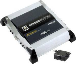 Cds-SoundStorm Force 2-Channel Amplifier 700 Watts Max-F2350