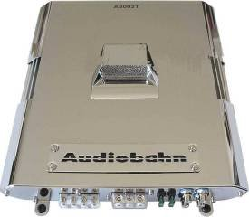 Cds-AudioBahn Intake 2-Channel 800 Watts RMS Amplifier-A8002T