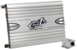 "Cds-Lanzar ""Heritage Series"" 2-Channel Amplifier 1000 Watts Max-HTG244"