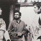 STARWARS HAND SIGNED PHOTO HARRISON FORD-GEORGE LUCAS- MARK HAMILL-WITH HOLOGRAM CERTIFICATE