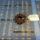 Dana Spicer Foote Transaxle 4360-140 Spur Gear 12t 160943 582996601