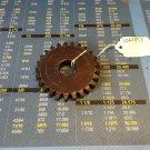 Dana Spicer Foote Transaxle 4360-140 Spur Gear 25t 106589X
