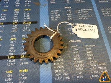 Dana Spicer Foote Transaxle 4360-140 Spur Gear 22t 120406X 583662001