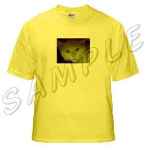 Yellow Tee-Shirt