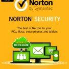 Symantec Norton Security 2015 ★ 5 Device ★ 1 Year ★ 100% Genuine