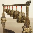 Rare China Serial Bells With Dragon