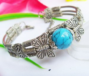 WHOLESALE Tibetan Silver Bracelets