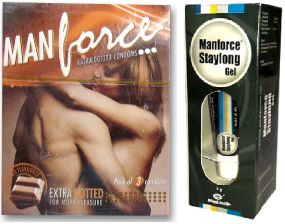Manforce extra time gel