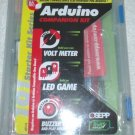 OSEPP ARD-01B 101 OSEPP 101 Arduino Basics Companion Kit LED GAME VOLT METER ETC