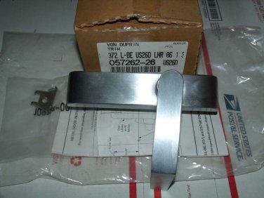 Von Duprin Trim 372-L-BE-US26D-LHR-06 626 Satin Chrome Stainless Steel 33 35 Rim