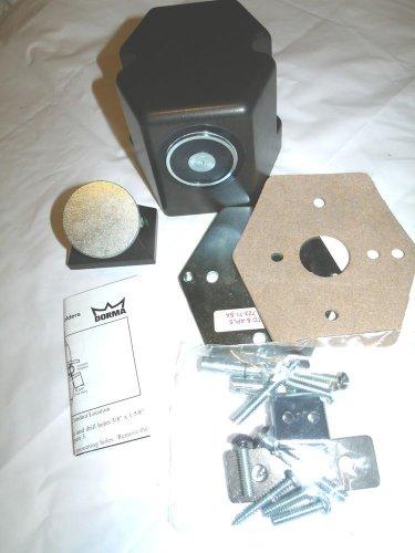 Dorma Electromagnetic Door Holder EM501 24120 695 Sprayed Bronze Heavy Duty