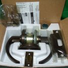 Schlage Cylindrical Lock Lever D Serie D80LD SPA 613 Oil Rubbed Bronze Storeroom