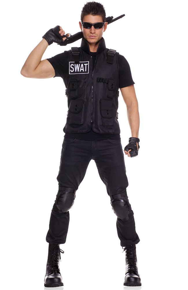 S.W.A.T Brigade Commander Size One size