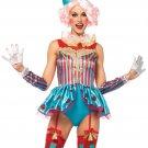 Leg Avenue 4 PC Delightful Circus Clown Size Large