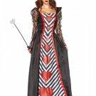 Leg Avenue 2PC. Wonderland Queen Costume Size Large