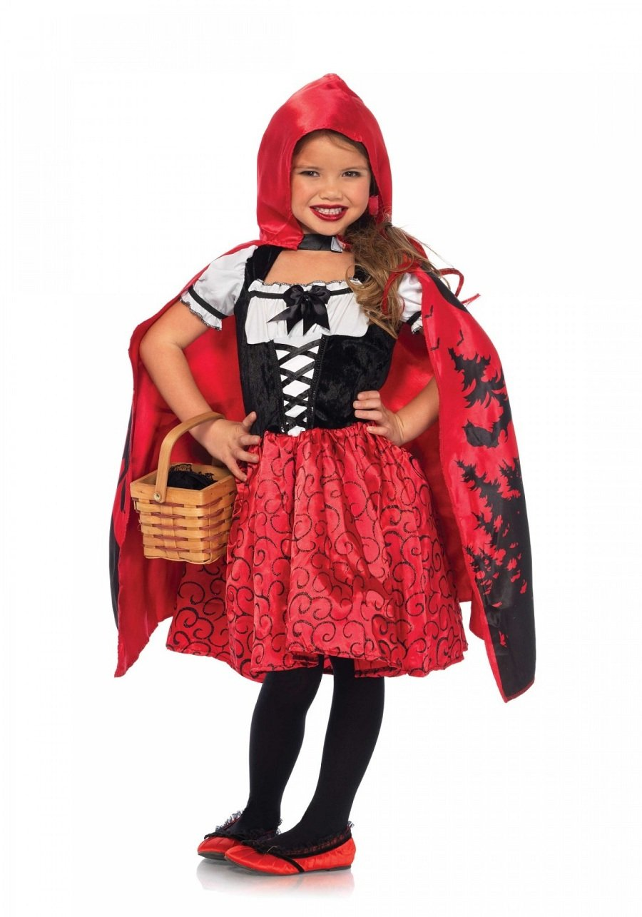 Leg Avenue Storybook Riding Hood Size S