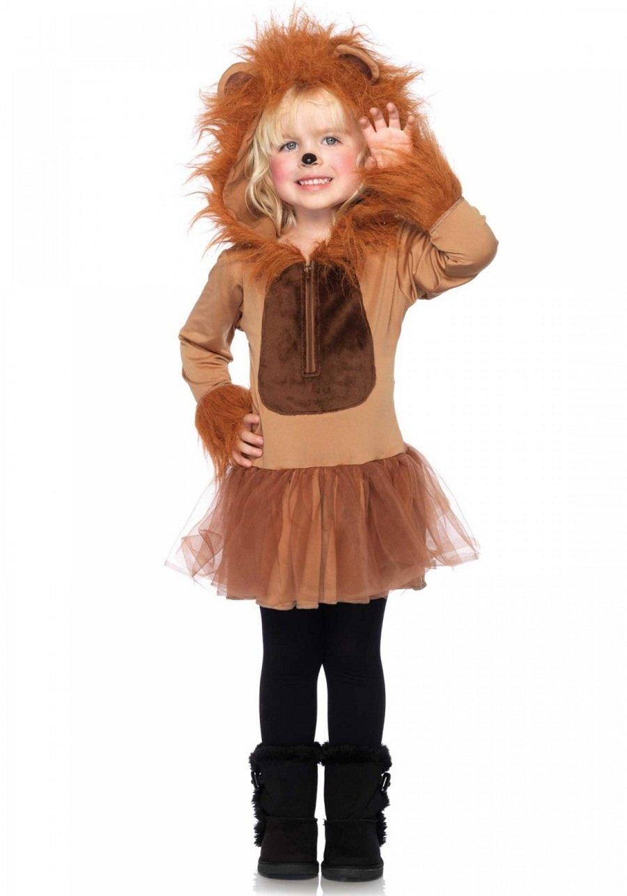 Leg Avenue Cuddly Lion Size 3T-4T