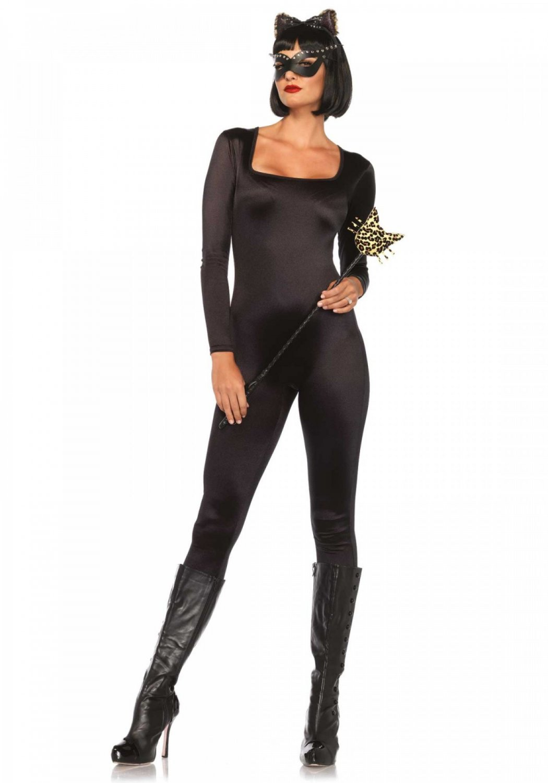 Leg Avenue Spandex Catsuit Size S