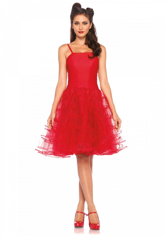Leg AvenueRockabilly swing dress SM