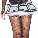 Leg Avenue Rubber bone cage skirt One size