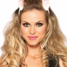 Latex kitty ear headband