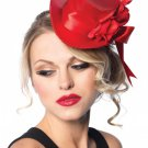 Satin Top Hat Flower