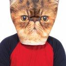 Foam Angry Cat Mask