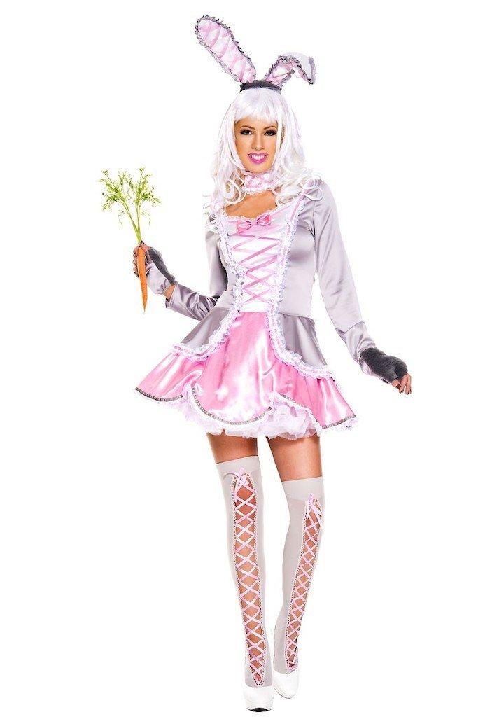 Follow Me Rabbit Costume Size SM