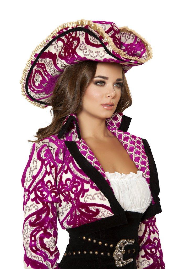 Precious Pirate Hat
