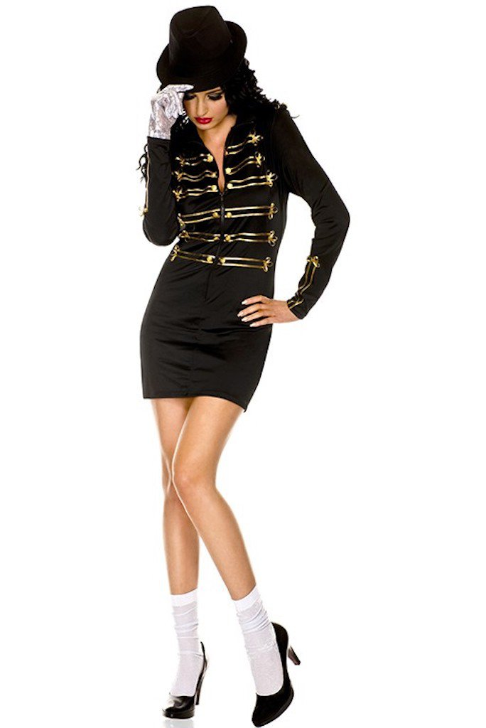 The Gloved One Victory Outfit Costume Size XL