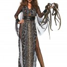 Leg Avenue 3 Pc Medusa Costume Size Small