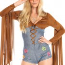 Sku 86703 2 PC Boho Babe Size Medium