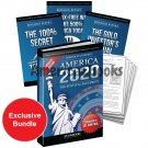 America 2020 Hardcover Hardback Kit Survival Blueprint Book Porter Stansberry Research 2016 Edition