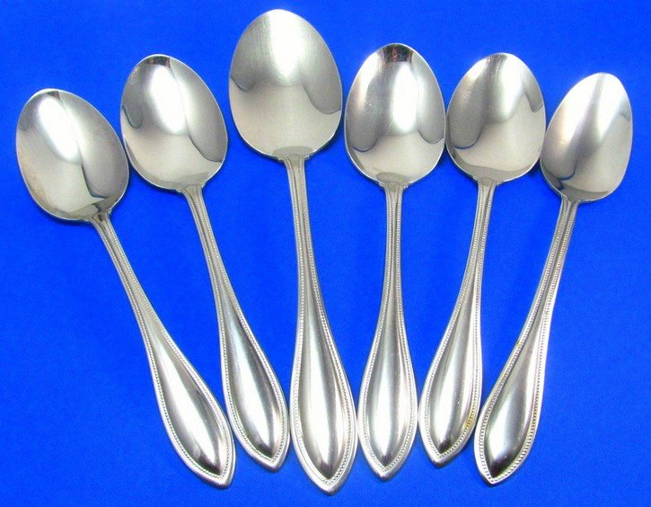 Oneida Flatware Arbor American Harmony Replacement Stainless XL Serving Spoon Tablespoon