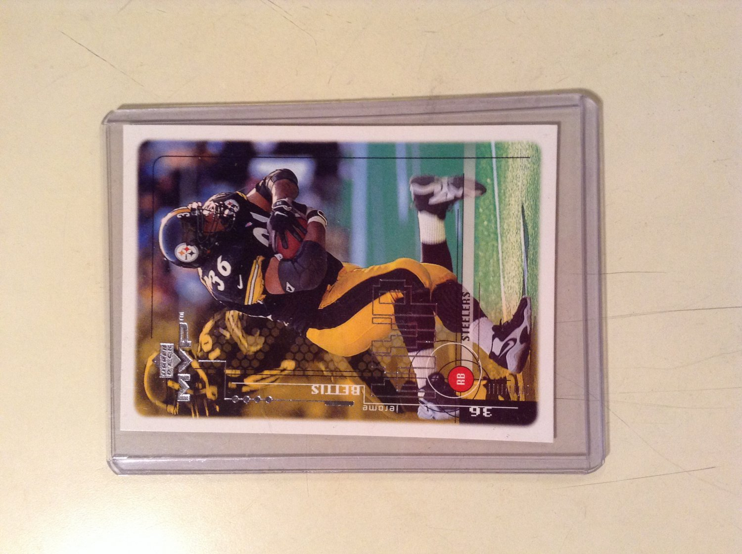 1999 Upper Deck MVP - Jerome Bettis (146)