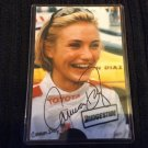 Cameron Diaz Autographed 4x6 Photo