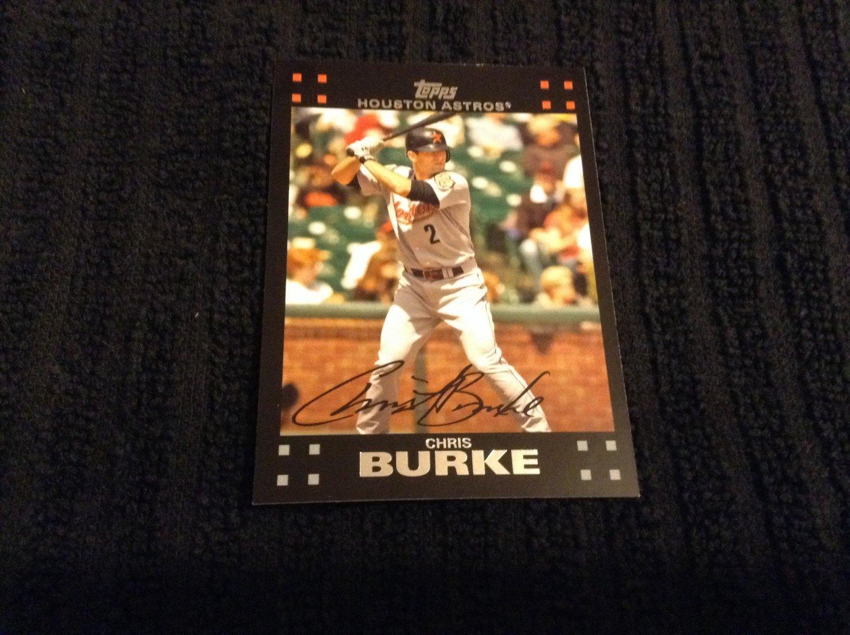 2007 Topps - Chris Burke (362)