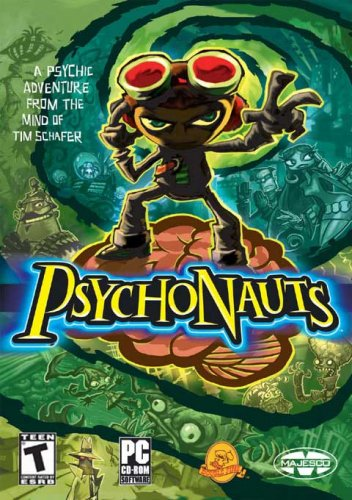 Psychonauts (PC, 2009) Steam
