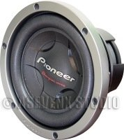 "Component Subwoofers 10"" 1000 Watts MAX Dual 2 Ohm Voice Coils"