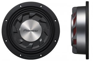 "Shallow Design Subwoofers 10"" 1000 Watts MAX"